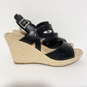 BOC Women's Wedge Espadrille Size 8M